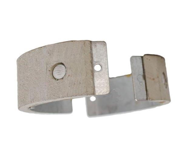 Накладка на колодки фрикционного тормоза