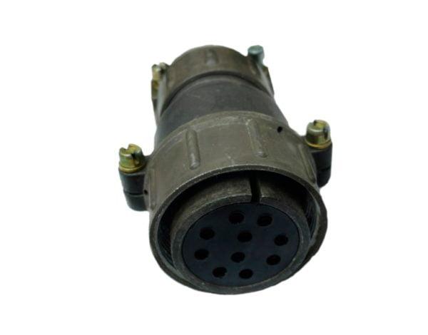 Кабельная розетка d-32/10pin (4*2.5 мм + 6*1.5 мм)