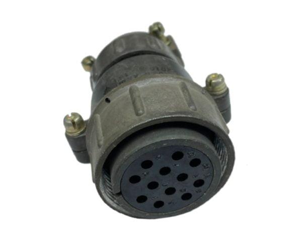 Кабельная розетка 2.5 мм, d-32/12pin