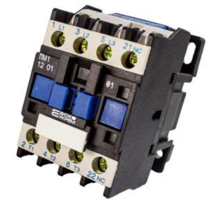 Электромагнитный пускатель (контактор) — НО, 220 В (12А)