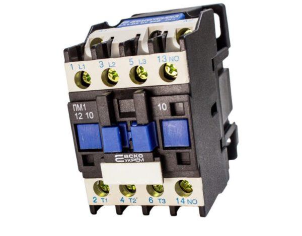 Электромагнитный пускатель (контактор) — NО, 24 В