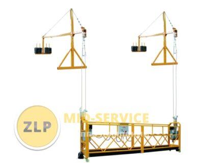 Выгодная аренда строительных люлек «ZLP 630»