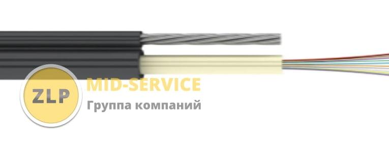кабель со стальным тросом внутри