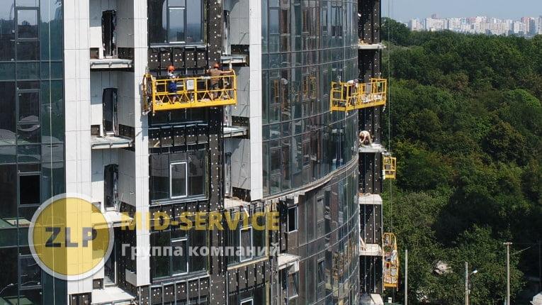 Строительные люльки в Киеве